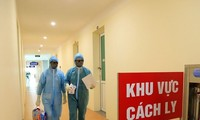 코로나19 전염병 : 베트남에서 3 건 재양성 반응