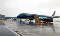 번돈 국제공항, 5월 4일부터 무역 노선 운영 재개