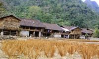 까오방 (Cao Bằng)성 눙안 (Nùng An) 소수민족의  전통 향공예