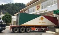 베트남 – 중국 무역관계 촉진