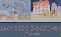 제 2 차 세계 대전 중 아동들이 그린 그림, 가상 현실 애니메이션으로 재현