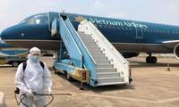 베트남 항공사 승무원과 미국발  귀국 베트남인 등 코로나19 확진자 4명 추가 발생