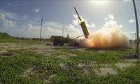 미국 – 힌국, '고고도미사일방어체계 (THAAD, 사드)를 새로운 요격 미사일 장비로 대체