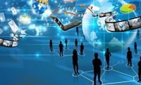 전자무역을 첨단 디지털경제 분야로 개발