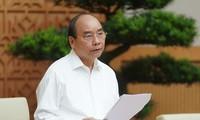 응우옌 쑤언 푹 총리 : 경제사회 목표 달성에 최선을 다할 작정