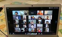 온라인 수업 : 긍정적 초기 결과 달성