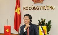 베트남 – 브루나이, 교역 개발에 노력