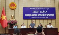"""1,800명 대표, """"2020년 하노이 – 투자와 발전 협력"""" 회의 참여"""
