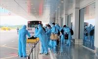 베트남, 일본 전문가, 사업가 수송 비행편 환영