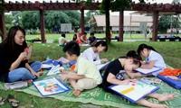 """민족문화마을의 """"우리의 여름"""" 활동"""