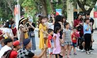 환끼엠 도보거리에서 축제와 활동 중단 통보