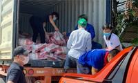 다낭 : 코로나19로 인해 어려움을 겪는 시민을 위한 쌀, 필수품 지원
