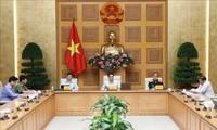 코로나19 방역 국가지도위원회 회의