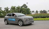 빈패스트 전기자동차, 2021년 미국에 출시 예정