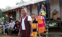 라글라이 (Raglai) 소수민족 전통 혼례식, 신부집이 주도
