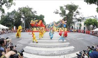 탕롱–하노이 1010주년 기념 환영 문화주간