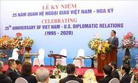 베트남 – 미국,  포괄적  파트너 관계를 더 심층적으로 확대