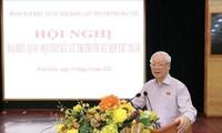 국가와 수도 구축 발전을 위한 국민적 기반 마련