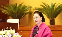 응우옌 티 낌 응언 국회의장, AIPA 2020 의장의 해 및 AIPA 41 총회 결산 회의 주재