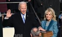 베트남 당, 정부 지도부, 미국 신임 대통령 및 부통령에 축전