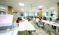 하노이 국가대학 5개 전공, 세계대학교육평가 명단에 올라가…