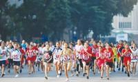 4월 24일 하노이, 2021년 확장 새하노이 신문 달리기 상 발족