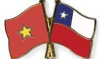 응우옌 푸 쫑 서기장 – 국가주석, 베트남 – 칠레 외교관계 수립 50 주년  축사 전달