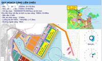 정부, 리엔찌에우–다낭 항구 투자 방침 승인