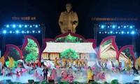 Commémoration du retour du président Ho Chi Minh à Nghe An