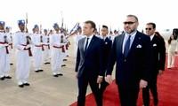 Le président Macron salue la «dynamique positive» du Maroc en Afrique