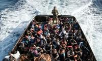 Méditerranée : 8 000 migrants secourus en 48 heures
