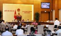 Le comité permanent de l'Assemblée nationale donne son avis sur deux projets de loi