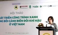 Ouvrages verts, une orientation pour le développement durable de la construction au Vietnam
