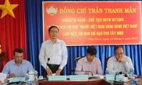 Intensifier le mouvement «Les Vietnamiens privilégient les marchandises vietnamiennes»