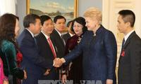 Dynamiser l'amitié et la coopération multisectorielle Vietnam-Lituanie