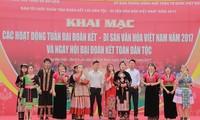 « Solidarité des ethnies - Patrimoines culturels du Vietnam »