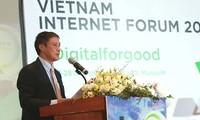 Ouverture du forum internet Vietnam 2017