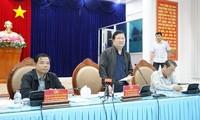 Trinh Dinh Dung: il faut protéger la vie et les biens du peuple