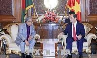 Activités du président Tran Dai Quang au Bangladesh