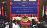Laos : Ouverture de la Semaine de coopération Mékong-Lancang
