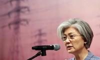Les chefs des diplomaties sud-coréenne et japonaise discutent de la RPDC