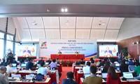 Conférence de presse internationale sur les résultats du GMS-6