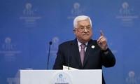Le Hamas accepte l'idée d'une résistance pacifique à Israël, selon Mahmoud Abbas