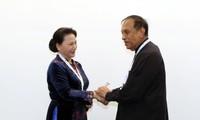 Le président du Parlement srilankais entame sa visite officielle au Vietnam