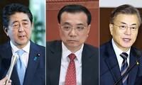 Le Japon, la République de Corée et la Chine annoncent la tenue d'un sommet le 9 mai