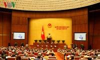 La 5e session parlementaire s'ouvrira le 21 mai