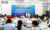 Bientôt la 18ème foire internationale de l'agriculture 2018