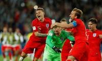 Coupe du monde 2018 : l'Angleterre arrache sa qualification aux tirs au but