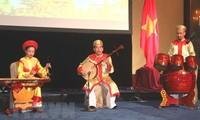 Présentation de la culture vietnamienne à Singapour