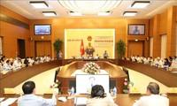 La 27e session du comité permanent de l'Assemblée nationale s'ouvrira lundi 10 septembre